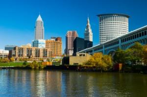 Cleveland Akron Ohio