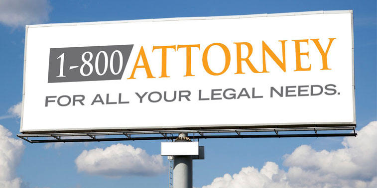 Lawyers Using Vanity 800 Numbers