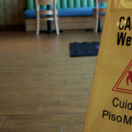Slip and Fall Accidents at a Restaurant