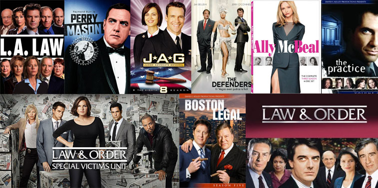 Top 10 American Attorney TV Shows