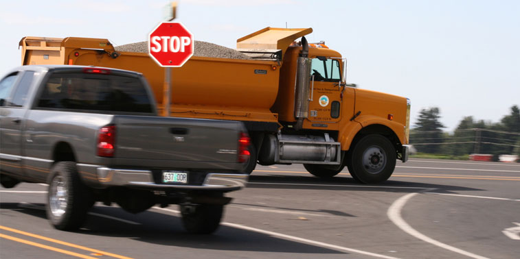 Car Accidents Involving Dump Trucks