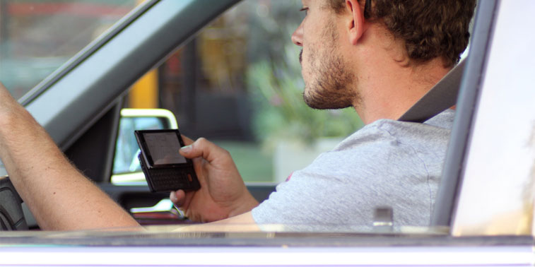 Accidents Caused by Distracted Driving Increase by 3%