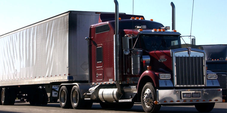 CR England Truck Accident Attorney