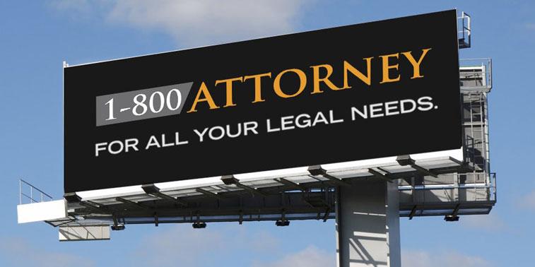 Attorney Vanity Numbers